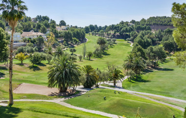 Golfplatz Altea Club de Golf