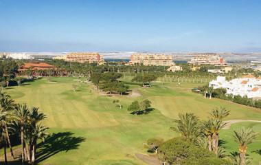 Golf course Club de Golf Playa Serena