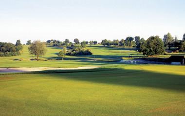 Campo de golf Golf Barrière Saint-Julien