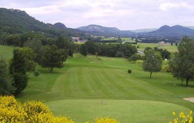 Campo de golf Golf de la Drôme Provençale