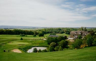 Golf course Golf de Méan