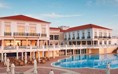 Golf stay at the Praia D'el Rey Marriott 5*