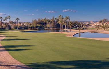 Golf stay at the Hotel Sevilla Green Suites - Lowgolf