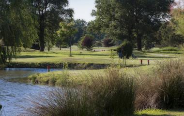 Parcours du golf UGOLF Avignon Châteaublanc