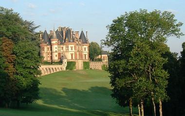 Campo de golf UGOLF Château de Bournel