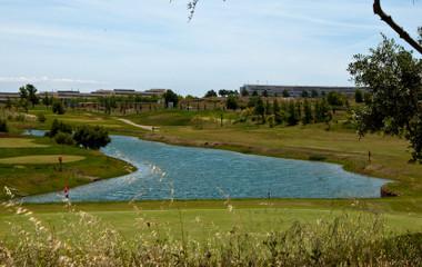 Golf course Oeiras Golf