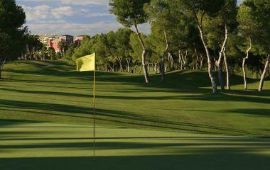 Golf course Las Ramblas Golf
