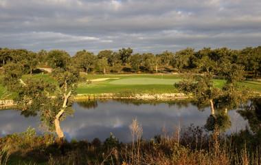 Parcours du golf Ribagolfe II