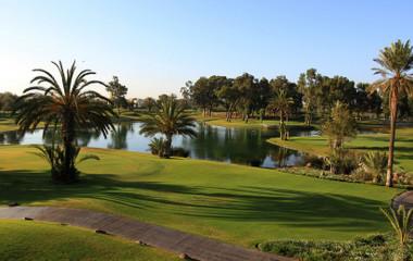 Parcours du golf Golf du Soleil