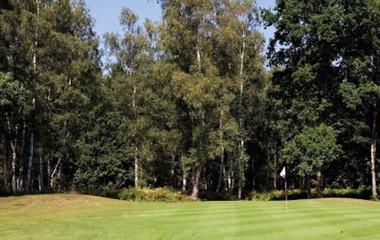 Parcours du golf Golf de Jumièges