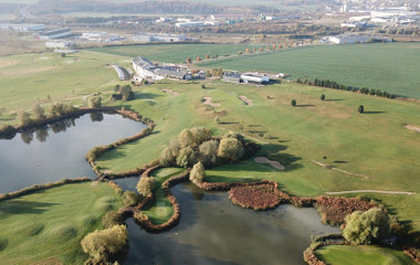Parcours du golf Golf de Faulquemont-Pontpierre