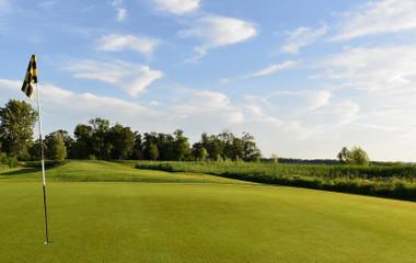 Golf course Golf de Margaux