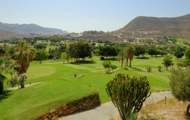Golf course La Envía Golf
