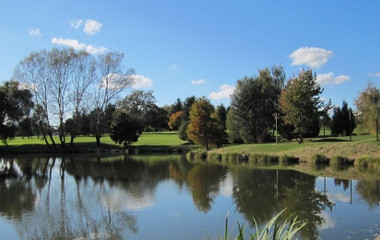 Golfplatz As Golf des Images d'Epinal