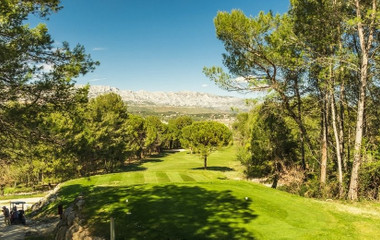 Campo de golf Château l'Arc Golf Club