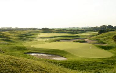 Golf course Le Golf National