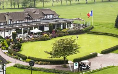 Golf course Golf Barrière Deauville