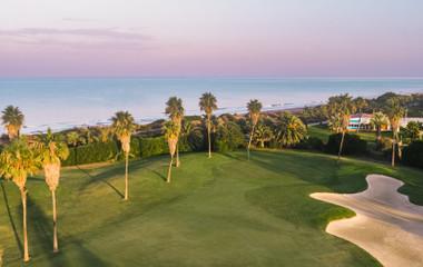 Campo de golf Costa Ballena Ocean Golf Club