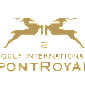 Logo Golf international Pont Royal