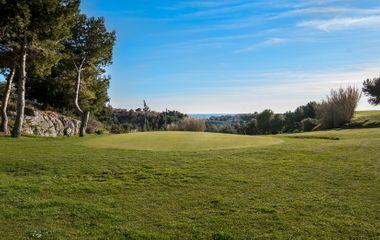 Golf course Golf Côte Bleue