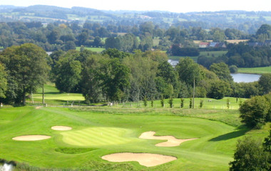 Golf course Golf de Vire - la Dathée