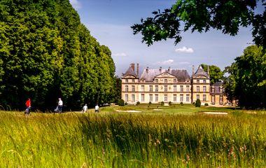 Parcours du golf UGOLF Château de Raray