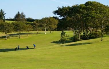 Golf course Golf de Brest Les Abers