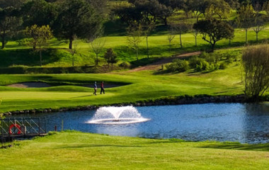 Campo de golf Norba Club de Golf