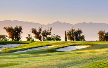 Parcours du golf Al Maaden Golf Marrakech