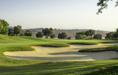 Golf course Sherry Golf Jerez