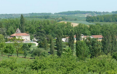 Campo de golf Golf et Country Club de Villeneuve-sur-Lot