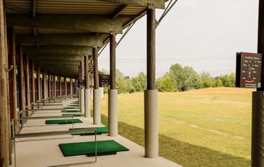 Golf course Golf de Torcy