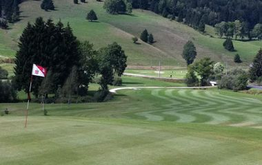 Golf course Golf Club de la Valserine