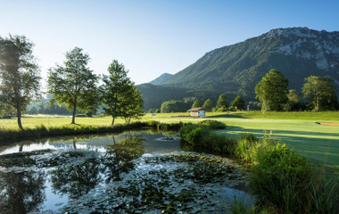 Golf course Golf Club Ruhpolding
