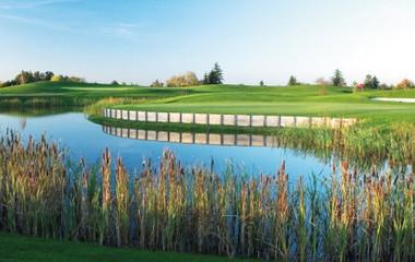 Golf course Golf de Bussy-Guermantes Marne-la-Vallée