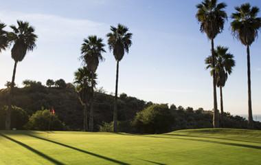 Golfplatz Añoreta Golf