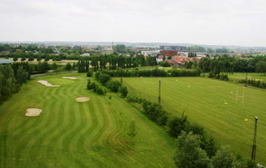 Golf course Ieper Open Golf