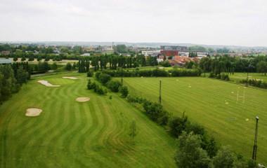 Golfplatz Ieper Open Golf