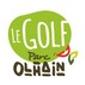 Logo Golf du Parc Départemental d'Olhain