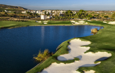 Campo de golf Hacienda Riquelme Golf