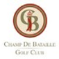Logo Golf du Champ de Bataille