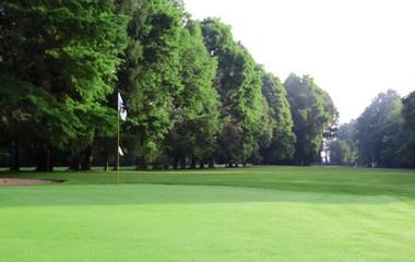 Parcours du golf Golf de Lannemezan
